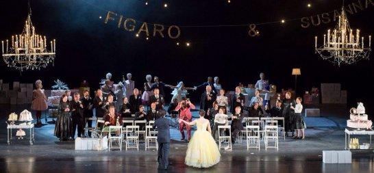 Le Nozze di Figaro (TProducció de David Bösch-Teatre Nacional d'Holanda)