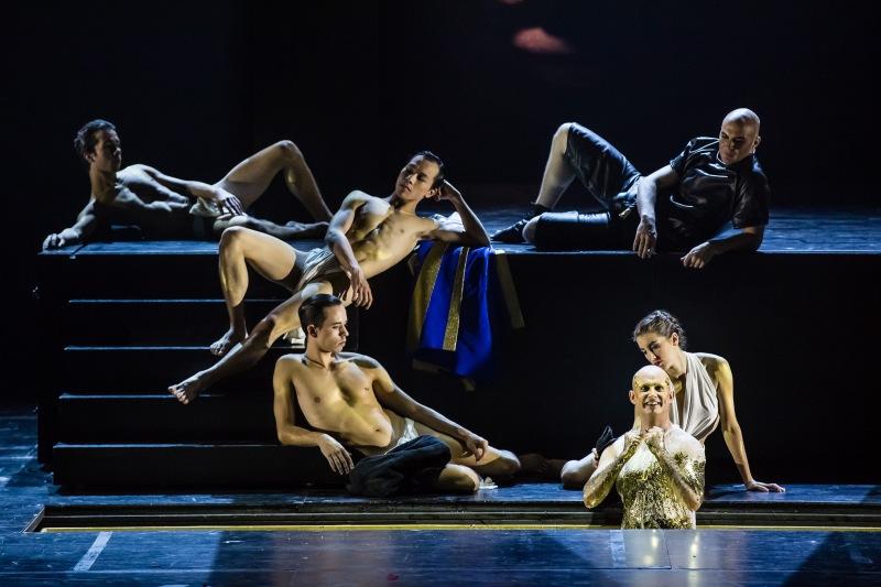 Eliogabalo de Francesco Cavalli, Producció de Thomas Jolly. Palais Garnier 2016