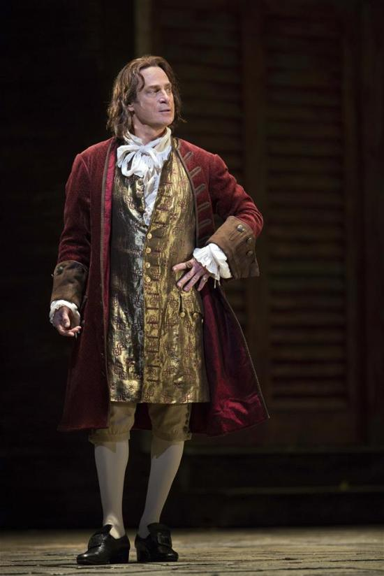 Simon Keenlyside (Don Giovanni) Marty Sohl/The Metropolitan Opera via AP