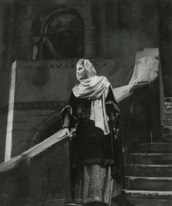 Maria Callas, Lady Macbeth al Teatro alla Scala de Milà 1952