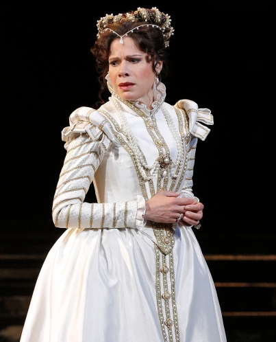 Ana Maria Martínez al Don Carlo de San Francisco © Cory Weaver/San Francisco Opera