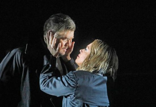 Sleton (Tristan) i Stemme (Isolde) MET 2016
