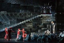 Sansoe et Dalila Priducció de Hugo de Ana. Fotografia gentilesa del Teatro Regio de Torí