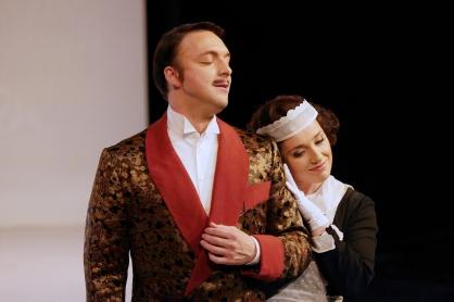 Gyula Orendt (Comte d'Almaviva i Elena Copons (Susanna) Fotografia ® A Bofill gentilesa del Departament de premsa de GT Liceu