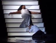 Angel Joy Blue (Elena) i Charles Castronovo (Faust)
