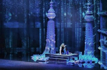 Samson et Dalila, producció de Hugo de Ana. Fotografia gentilesa del Teatro Regio