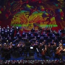 Chor und Orchester der Deutschen Oper Berlin, director Ivan Repusic