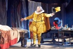 Ambrogio Maestri Falstaff Viena 2016 Producció de David McVicar © Wiener Staatsoper | Michael Pohn
