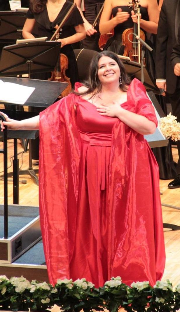Angela Meade, Ermione al Théâtre des Champs Elysées. 15 de novembre de 2016