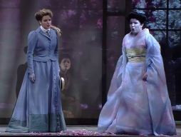 Nicole Brandolino i Mariía José Siri, acte 3er Madama Butterfly Scala 7 de desembre de 2016