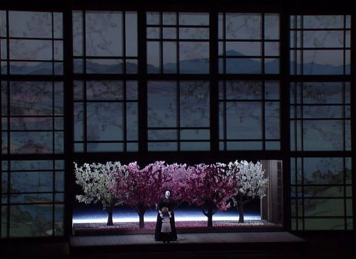 Madama Butterfly acte 2on Producció d'Alvis Hermanis Scala de Milà 07/12/2016