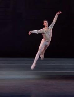 Mathieu Ganio (El príncep Siegfried)