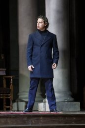 Dmitri Korchak (Rodrigo) Fotografia gentilesa del compte de Twitter del Teatro San Carlo