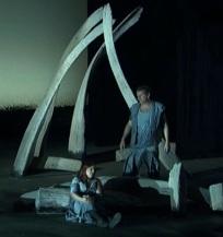 Rachel Nicholls i Andreas-Schager són Ttristan Isolde a Roma