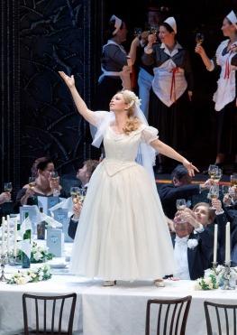 Daniela Fally (Amina) a La Sonnambula a la Staatsoper de Viena 2017