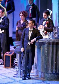 Juan Diego Flórez (Elvino) La Sonnambula Staatsoper de Viena