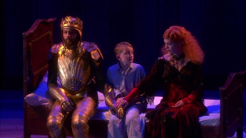 King Arthur, Producció de Sven-Eric Bechtolf i Julian Crouch