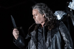 Gregory Kunde as Manrico in Il trovatore, The Royal Opera © 2016 ROH. Photograph by Clive Barda