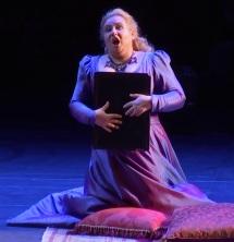 Anna Smirnova (Abigaille) Nabucco Viena 2017
