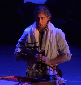 Roberto Tagliavini (Zaccaria) Nabucco Viena 2017
