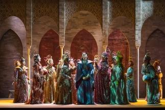 Jérusalem a l'Opéra Royal Liége Wallonie Producció de Stefano Mazzonis di Pralafera