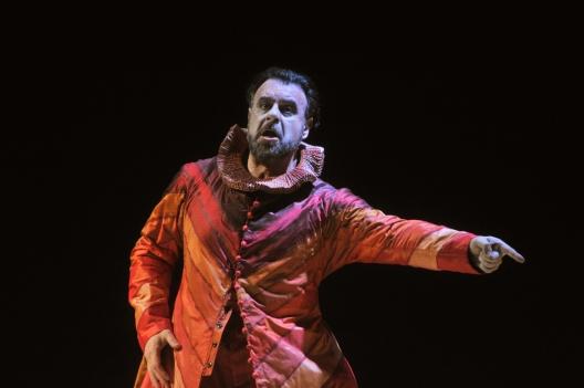 Carlos Álvarez (Rigoletto) Gran Teatre del Liceu Fotografia ®A Bofill