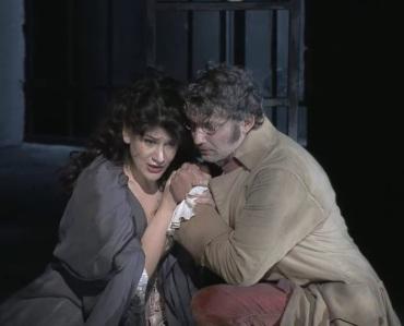 Harteros (Maddalena) i Kaufmann (Chénier) Munic 18/03/2017