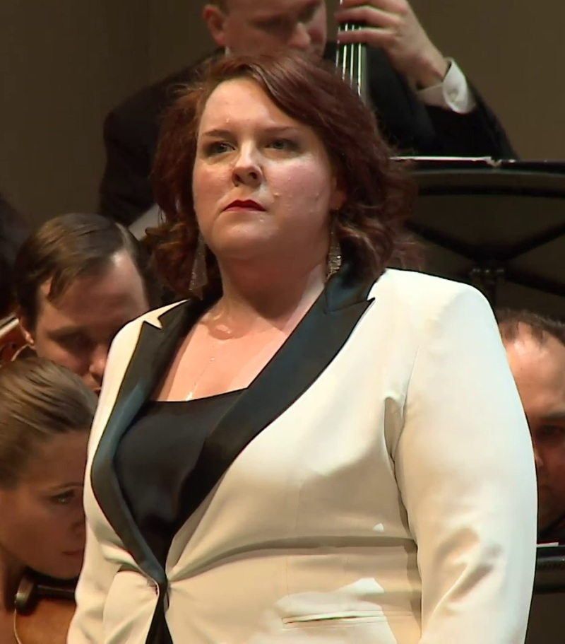 Marie-Nicole Lemieux Moscou 3 de març de 2017