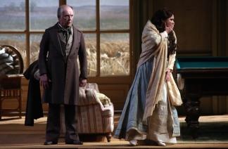 Anna Netrebko (Violeta Valery) i Leo Nucci (Giorgio Germont) acte 2on escena 1ª Teatro alla Scala Fotografia Brescia/Amisano