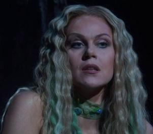 Kristine Opolais (Rusalka) acte 1er. Producció de Mary Zimmerman