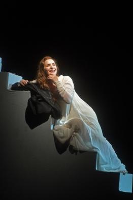 María José Moreno (Gilda) Rigoletto Liceu 2017 Fotografia ®A Bofill