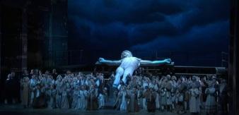 Don Carlo, acte 2on Producció Giancarlo Del Monaco