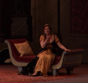 Martina Serafin (Tosca) Viena 2017