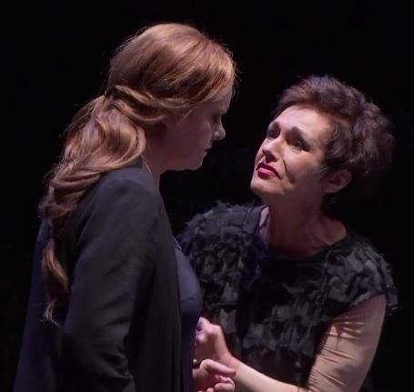 Petra lang i Waltraud Meier Götterdämmerung acte 1er Viena 2017