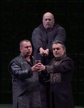 Vinke, Struckmann i Eiche, Götterdammerung acte 1er Viena 2017