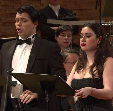 Yaroslav Petryanik i Regina Rustamova