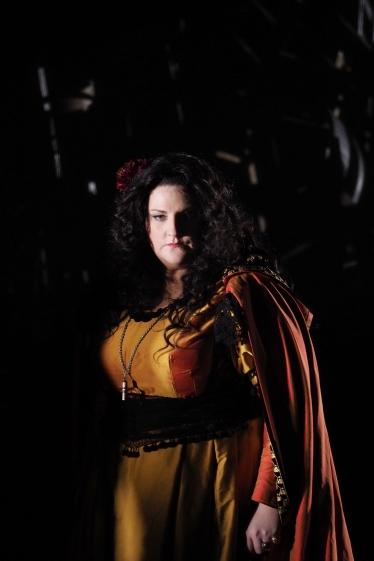 Tamara Wilson (Leonora) Fotografia gentilesa del departament de premsa del Liceu -®A Bofill
