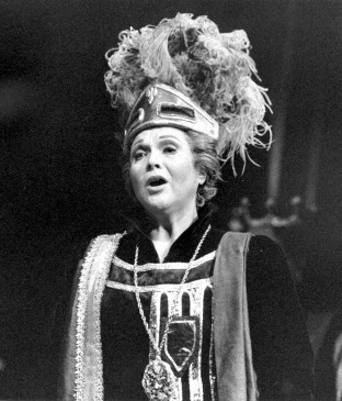 Marilyn Horne (Tancredi)
