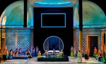 Parsifal producció de Uwe Eric Laufenberg Bayreuth Fotografia de Enrico Nawrath gentilesa del Festival