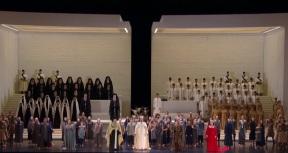 Aida, producció de Shirin Neshat Salzburg 2017