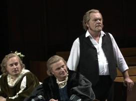 David, Walther i Sachs