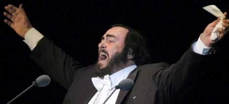 no Pavarotti