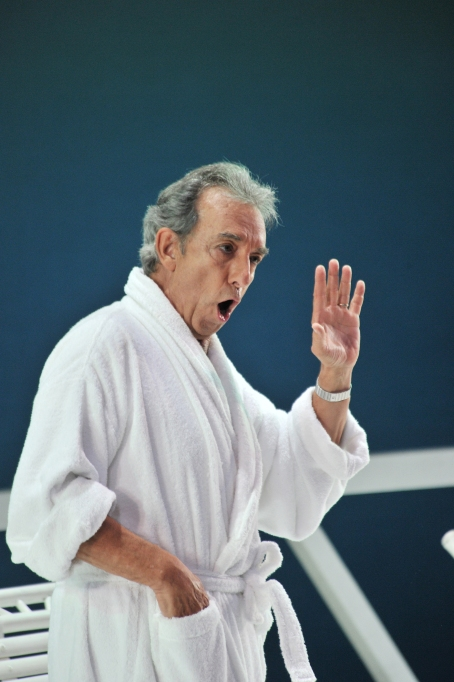 Carlos Chausson foto ®A Bofill. gentilesa del Departament de Premsa del Gran Teatre del Liceu