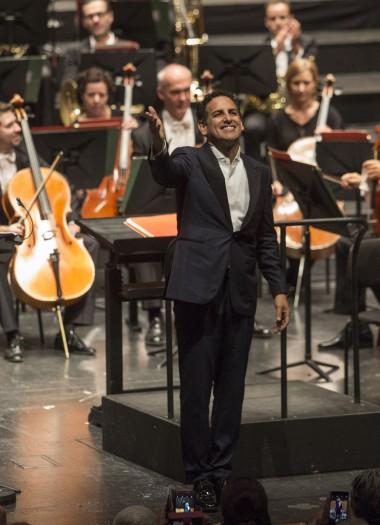 Juan Diego Flórez, Gennaro