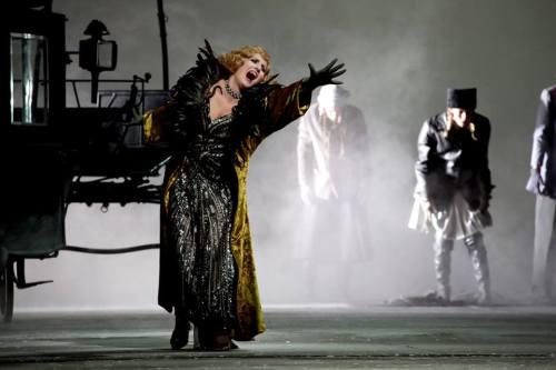 Maria Grazia Schiavo. (Asteria) Tamerlano 2017 Scala de Milà Fotografia Marco Brescia & Rudy Amisano