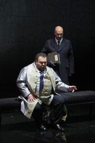 Fabio Sartori (Riccardo) i Giovanni Meoni (Renato)Foto ®A Bofill