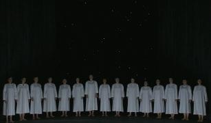 Dialogues des Carmélites, producció de Oliver Py La Monnaie 2017