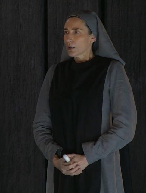 Véronique Gens (Madame Lidoine)