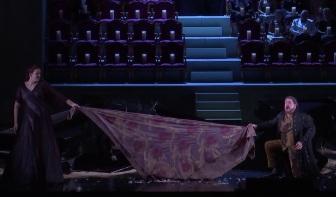 Davidsen i Gould a Ariadne auf Naxos Viena 2017
