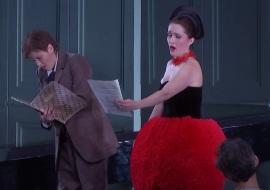 Rachel Frenkel (compositor) i Erin Morley (Zerbinetta)
